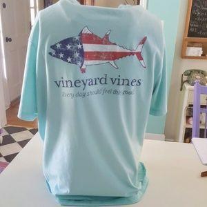 Vineyard Vines Tee
